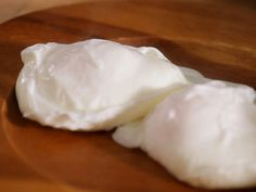 How-To: Poach Eggs : Egg poaching takes practice. But with these easy steps, you'll get the hang of it in no time. via Food Network