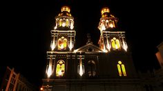 Iglesia de Santo Domingo. Cuenca, Ecuador