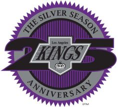Los Angeles Kings 25th Anniversary (1992)