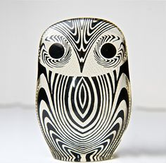 Abraham Palatnik. LOVE LOVE LOVE. this is my favorite owl i've seen in a while...