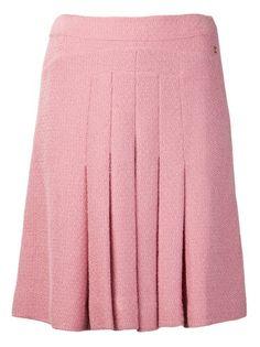 Chanel Vintage - jupe de tennis 7