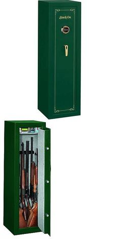 Cabinets and Safes 177877: Stack On 10 Gun Safe Combination Lock Green Security Box Pistol Rifle Shotgun -> BUY IT NOW ONLY: $320.07 on eBay!