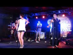 "Leah Labelle ""Nasty Girl"" LIVE at Essence Music Festival 2012"