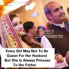 Allhamdullillah Respect every princess of Baba because if u'll give respect to someone's princess ALLAH will blees your princes by respect in future Father Daughter Love Quotes, Love My Parents Quotes, Mom And Dad Quotes, I Love My Parents, Crazy Girl Quotes, Father Quotes, Fathers Love, Girly Quotes, Funny Quotes