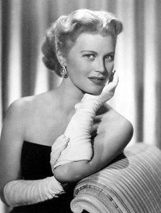Joan Caulfield, 1922 - 1991. 69; actress.