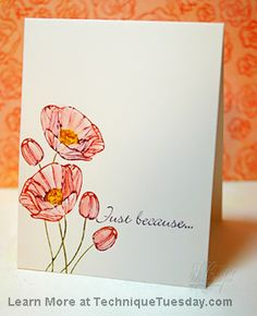 Just Because Card
