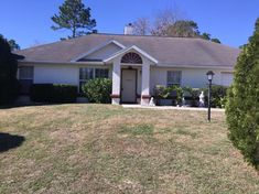 5 Pine Court Place, Ocala, FL 34472 MLS Number: 530960 Listed at $134,900  Room to move in this 3 bedroom, 2 bath, 2 car garage. Spacious living areas and bedrooms. Living room with fireplace, formal dining room and breakfast nook. Laundry room with 1/2 bath.All bedrooms are large with closet organizers,over-sized screen lanai and fenced yard.  Listed by Ron and Dawn Padot Team of HOMERUN REALTY, LLC   #ThePadotTeam #Home #run #realty #homesweethome #realtor #realestate #agent