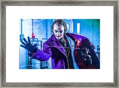 Rigged to Blow Framed Print by Jeremy Guerin Heather King, Joker Art, Canvas Prints, Framed Prints, Black Wood, Hanging Wire, Tag Art, Wood Print, Rigs