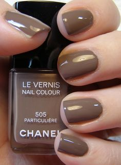 Never tried this color on my nails, but I always love it when I see other people wearing it.