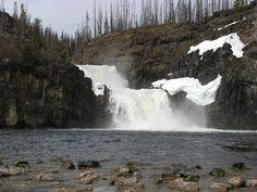 cheslatta falls