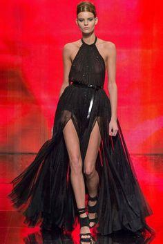 Donna Karan. Mercedes-Benz Fashion Week New York