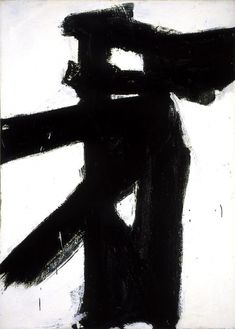 Paintings from a Private American Collection - Franz Kline - Exhibitions Franz Kline, Willem De Kooning, Jean Michel Basquiat, Paul Klee, Henri Matisse, Abstract Expressionism, Abstract Art, Black White Art, Great Artists
