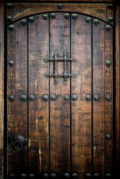 Castle door & Castle Door - Medieval Castle - CED422 | Doors \u0026 their Hardware ...