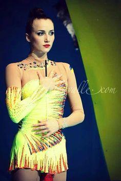 Ganna Rizatdinova (Ukraine) #rhythmicgymnastics #ginnasticaritmica