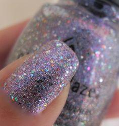 So much glitter goodness!!!