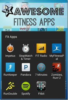 Did Someone Say Chocolate | Five Free Fitness Apps