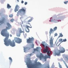 Women's Abstract Floral Go-To Crew