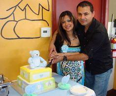 ¿Cómo será tu pastel de baby shower? Si aún no sabes, no te pierdas esta galería de fotos.
