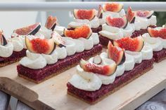 Tartes Figues & Vanille