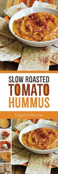 ... use purchased sun-dried tomatoes to make this Slow Roasted Tomato