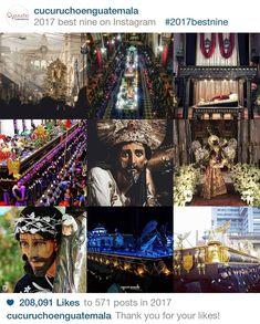 Y seguiremos trabajando para que nunca dejes de informarte! Gracias #cucuruchoenguatemala y #devotaenguatemala porque tú devoción es la que mantiene nuestra tradición.  #bestnine2017 #2017bestnine #fotos #guatemala #tradicionesgt