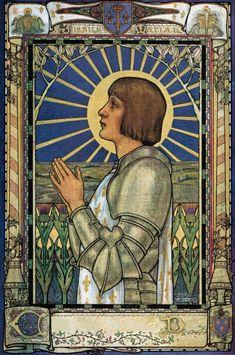 Images of the Inspiring Heroine Joan of Arc: Saint Joan of Arc