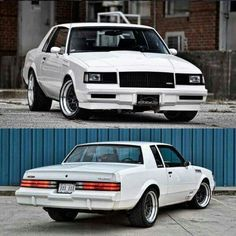 Buick Regal T-type Custom Muscle Cars, Chevy Muscle Cars, Custom Cars, Buick Grand National, Buick Cars, Gm Car, Old School Cars, High School, Buick Riviera