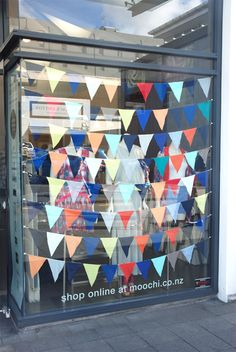 summer dress week 12 window display