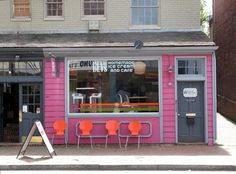 12 Ice Cream Shops Road Trip in Virginia