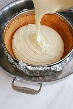 The Best Mascarpone Cheesecake Vous aurez jamais | Une tasse de Jo
