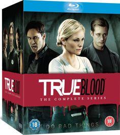True Blood - Complete Season 1-7 Blu-ray 2008 Region Free: Amazon.co.uk: Alexander Skarsgaard, Anna Paquin: DVD & Blu-ray