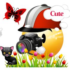 HAHA here: This smiley, like me, loves to take pictures only of  animals, beautiful natural landscape scenery, architecture, furniture and décor,