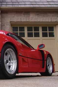 Got one? Ship it with http://LGMSports.com - LG Exotic Exotic Auto Transport Ferrari F40