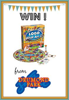 Enter this Giveaway to win a LOGO What Am I Board Game. Ends 18/09/15