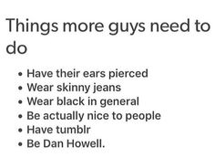 And Phil Lester of course