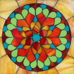 Stained Glass and Mosaics in Stroud, by Siobhan Allen | Prints | Siobhan Allen…