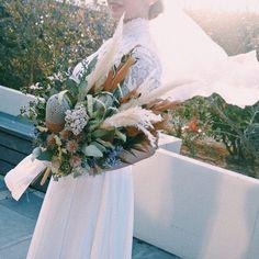 Boho Flowers, Dried Flowers, Wedding Bouquets, Wedding Flowers, Hand Bouquet, Wedding Decorations, Table Decorations, Winter Theme, Boho Wedding