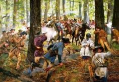 John Sevier, a Revolutionary War hero at the Battle of King's Mountain, South Carolina, is my fourth great-grandfather.