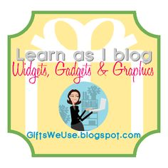 Widgets and gadgets to improve your blog #blogging