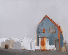 Anna King, Artist, Gallery | Old Ford Road (II)