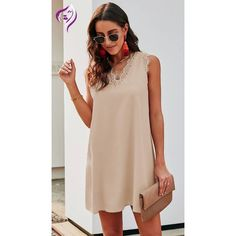 Casual Dresses For Women, Sexy Dresses, Short Dresses, Dress Casual, Only Fashion, Fashion Beauty, Dresses To Wear To A Wedding, V Neck, Lace