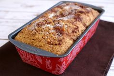 Amish Apple Bread | RecipeLion.com going to try with gluten free flour