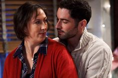 Actor Tom Ellis on his shared sense of humour with Miranda Hart (bodily functions and the hilarity therein) and some of his favourite silly moments of playing Gary in the BBC One comedy. Miranda Tv Show, Miranda Bbc, Comedy News, Comedy Show, British Sitcoms, British Comedy, Miranda Hart Quotes, Miranda Hart Funny, Actor