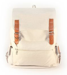 OrangeTag Canvas Backpack School Bag
