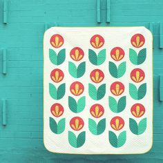 Looking for your next project? You're going to love Marigold Quilt by designer Lindsey Neill.