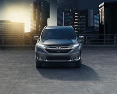 We're honored to accept the @USNewsCars Best Compact SUV for Families award for the CR-V for the fourth year in a row.