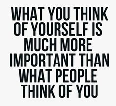 picture quote think of yourself