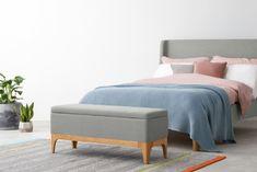 Sofas, Magazin Design, Storage Ottoman Bench, Master Bedroom, Lounge, Couch, Cool Stuff, Furniture, Home Decor