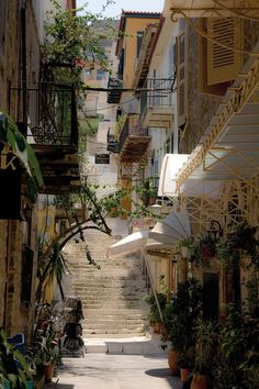 Nafplio, Greece--one of the best places on earth. Greece Vacation, Greece Travel, The Places Youll Go, Places To See, Wonderful Places, Beautiful Places, Places In Greece, Greece Islands, Villas