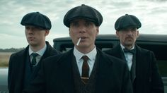 The Shelby Brothers, Peaky Blinders.